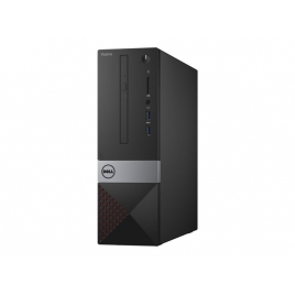 Ordenador Dell Vostro 3268  SFF CI3 7100 4GB 1TB Dvdrw W10P