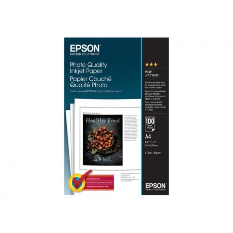 Papel Epson 720 DPI S041061 100H.