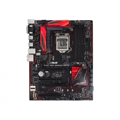 Placa Base Asus Intel B150 PRO Gaming/Aura Socket 1151 ATX Grafica DDR4 Glan USB 3.1 Audio 7.1