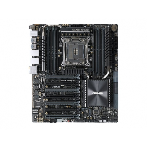 Placa Base Asus Intel X99-E WS Socket 2011-V3 X99 ATX DDR4 2Xlan 8Xusb3.0