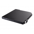 Regrabadora BLU-RAY Buffalo Mediastation BRXL-PT6U2VB Externa Slim USB 2.0 Black