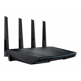 Router Wireless Asus RT-AC87U AC 10/100/1000 4P RJ45 + 1P RJ45 Black