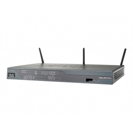 Router Wireless Cisco 881 10/100 4P