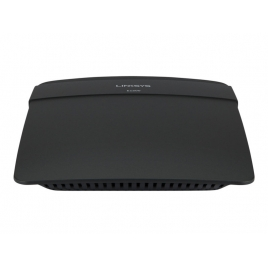 Router Wireless Linksys 300Mbps E1200 4P RJ45 1P WAN