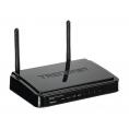 Router Wireless Trendnet TEW-731BR 10/100 4P RJ45 Black