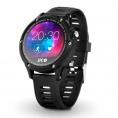 Smartwatch SPC 9612N GPS con Pulsometro Black