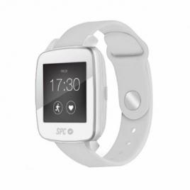 Smartwatch SPC Sport con Pulsometro White