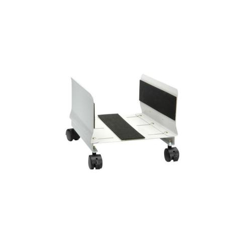 Soporte CPU Metalico con Ruedas Nilox 140-250 MM White