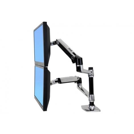 Soporte Monitor Ergotron LX Dual Stacking ARM