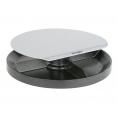 Soporte Monitor Kensington Spin2 Silver/Black