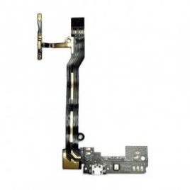 SUB Placa + Microfono + USB + Botonera Bq para Aquaris E5 4G/E5S