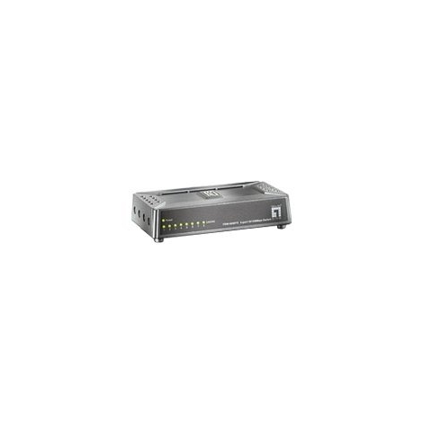 Switch Level ONE FSW-0808TX 10/100 8 Puertos Base Magnetica
