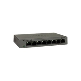 Switch Netgear GS308 10/100/1000 8 Puertos