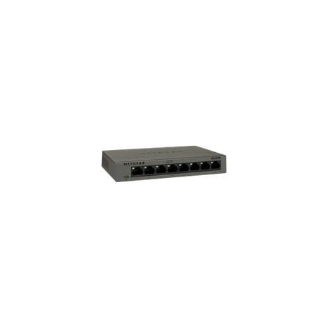 Switch Netgear GS308 10/100/1000 8 Puertos