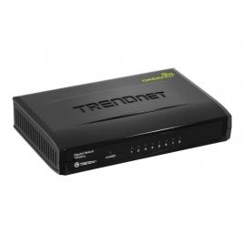 Switch Trendnet TEG-S81G 10/100/1000 8 Puertos