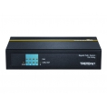 Switch Trendnet TPE-TG50G 10/100/1000 5 Puertos POE