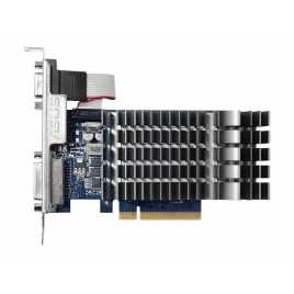 Tarjeta Grafica PCIE Nvidia GF GT 710 1GB DDR3 DVI HDMI VGA