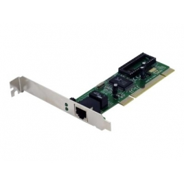 Tarjeta red Nilox 10/100/1000 PCI WOL