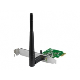 Tarjeta red Wireless Asus PCE-N10 LP 150Mbps PCIE
