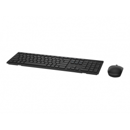 Teclado + Mouse Dell KM636 Wireless Black