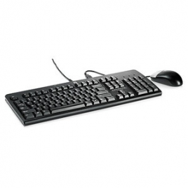 Teclado + Mouse HP USB BRF-PVC Ingles
