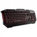 Teclado Asus Cerberus Keyboard Mkii Retroiluminado USB Black