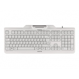 Teclado Cherry KC1000-SC con Smart Card White