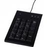 Teclado Numerico V7 USB Black