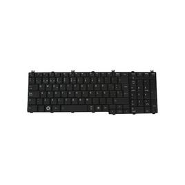Teclado Portatil Toshiba Satellite C660 Black