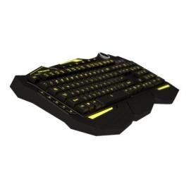 Teclado Tacens Mars Gaming MK3 Keyboard PRO H-MECHANICAL Iluminado Black