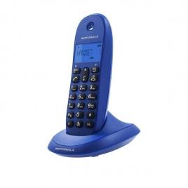 Telefono Inalambrico Motorola C1001 Blue
