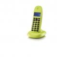 Telefono Inalambrico Motorola C1001 Lime