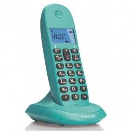 Telefono Inalambrico Motorola C1001 Mint