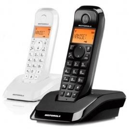 Telefono Inalambrico Motorola S12 Startac DUO White/Black