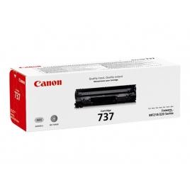 Toner Canon 737 Black I-SENSYS LBP151 MF216 MF217 2100 PAG