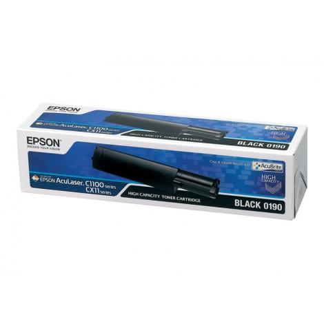 Toner Epson 0190 Black C1100 CX11 4000 PAG