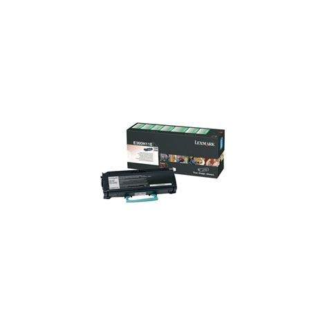 Toner Lexmark E360H Black E360 E460 9000 PAG