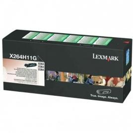 Toner Lexmark X264H11G Black Gran Capacidad X264 X363 X364 9000 PAG