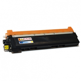 Toner Reciclado Iggual Brother TN230Y Yellow 3400 PAG