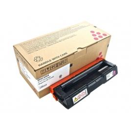 Toner Ricoh 407640 Magenta SPC231 SPC242 SPC320 2500 PAG