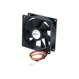 Ventilador 6CM 60X60x20mm Startech 3 Pines 4500RPM