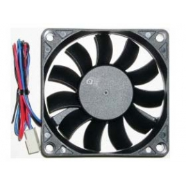 Ventilador 7CM 70X70x15mm 3 Pines 34DBA 3500RPM