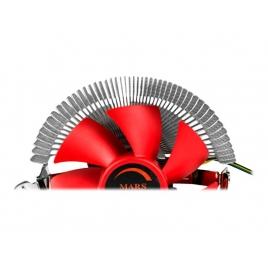 Ventilador CPU Tacens Mars Gaming Mcpu1 Socket 775/1156/Am2/Am2+/Am3/1155/Am3+