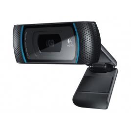Webcam Logitech HD B910 Black