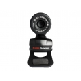 Webcam Mars Gaming HD MW1 Black