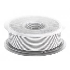 Bobina PLA Impresora 3D Bq Witbox 1.75MM 300GR Pure White
