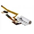 Cable Flex Volumen, On/Off Y Conector Jack para iPod Nano 6G White