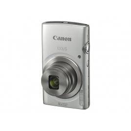 Camara Digital Canon Ixus 185 20 Mpixel 8X/4X Zoom Silver + Funda