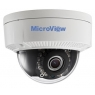 Camara Microview IR Dome IP 2MP Outdoor