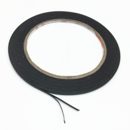 Cinta Adhesiva de Espuma Doble Cara Black 4MM X 1MM